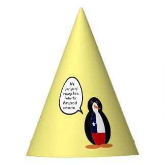 M. parlant chilien Penguin Chapeaux De Fètes