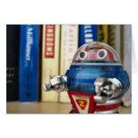 M. Robot Carte De Correspondance