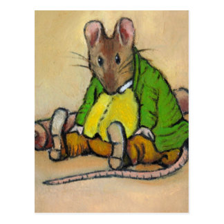 M. SAMUEL WHISKERS, APRÈS BEATRIX POTTER CARTES POSTALES