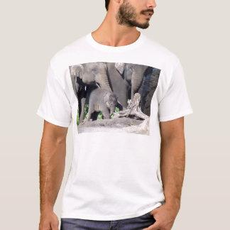 M. Shuffles et famille T-shirt