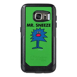 M. Sneeze | Déchiqueté-A affilé le corps Coque OtterBox Samsung Galaxy S7