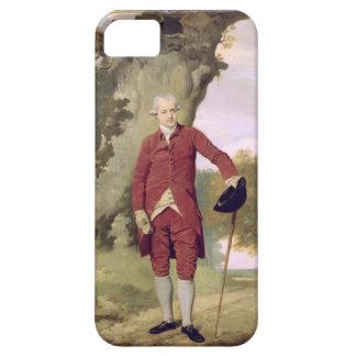 M Thrale c 1770-80 huile sur la toile iPhone 5 Case