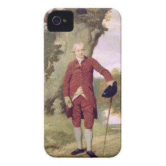 M Thrale c 1770-80 huile sur la toile Coques Case-Mate iPhone 4