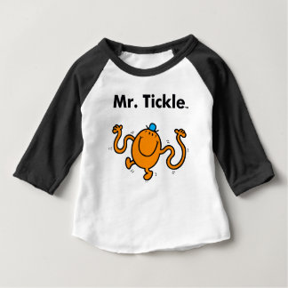 M. Tickle Will Tickle de M. Men | T-shirt Pour Bébé