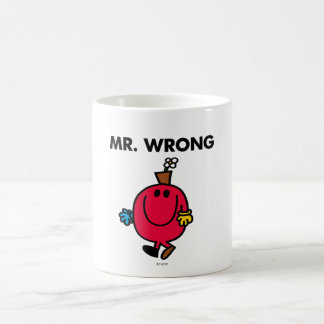 M. Wrong Classic Mug
