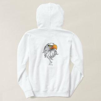 M.X. Histoire Eagle Veste À Capuche