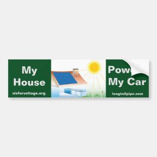 Ma Chambre actionne ma voiture - adhésif pour Autocollant De Voiture