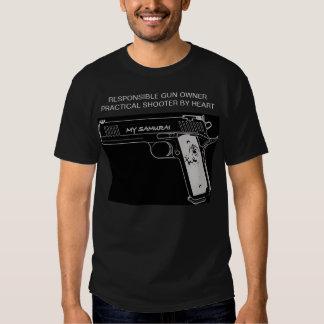 ma chemise 1911 samouraï t-shirt