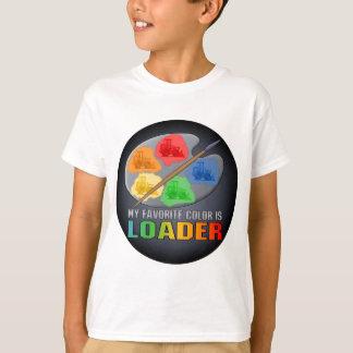 Ma couleur préférée est T-shirt d'enfants de