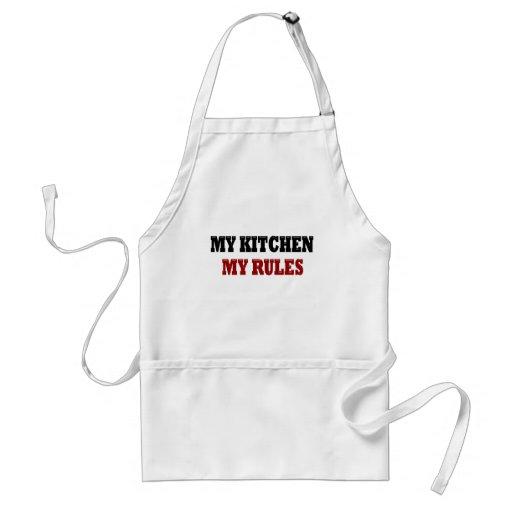 Ma cuisine mes règles tabliers