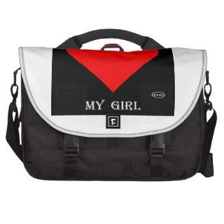 Ma fille sac pour ordinateur portable