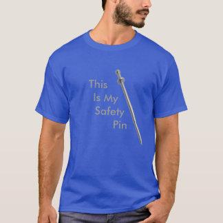 Ma goupille de sécurité t-shirt
