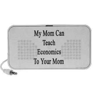 Ma maman peut enseigner l'économie à votre maman haut-parleurs portables