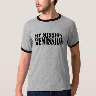 MA MISSION : T-shirt de sonnerie de REMISE