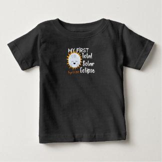 Ma première pièce en t 2017 totale de bébé t-shirt pour bébé