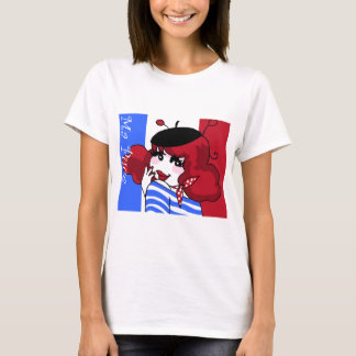 Ma puce française t-shirt
