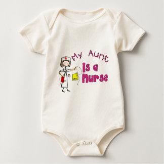 """""""Ma tante est T-shirts d'enfants d'une infirmière"""""""