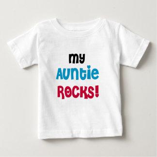 Ma tante Rocks Tshirts et cadeaux