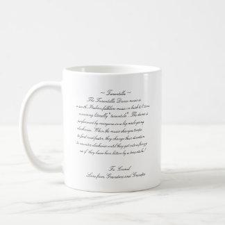 Ma tarentule mug