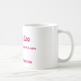Ma tasse de café folle de zoo