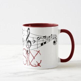 Ma tasse musicale