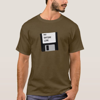 Ma vie entière t-shirt