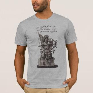 Macabre de Danse - mauvais de DES de prince de Le T-shirt