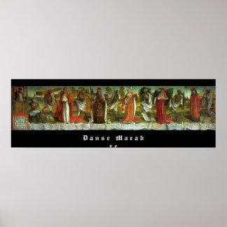 Macabre de Danse Posters