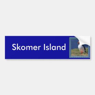 Macareux d'île de Skomer Autocollant Pour Voiture
