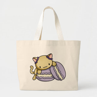Macaron Kitty Grand Sac