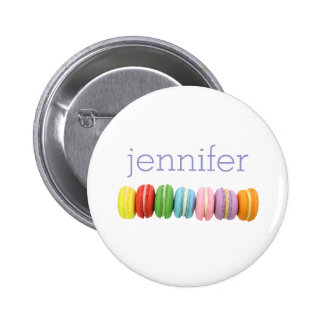 Macarons a personnalisé le bouton pin's