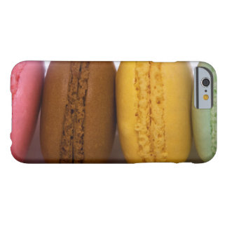 Macarons français gastronomes importés (macarons) coque barely there iPhone 6