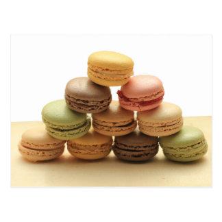 """Macarons par la """"Provence Provence """" Carte Postale"""