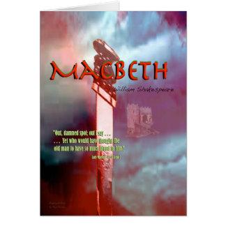 Macbeth Carte De Vœux