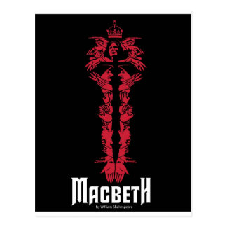 Macbeth Carte Postale
