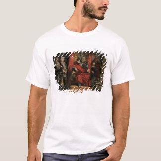 Macbeth instruisant les meurtriers t-shirt