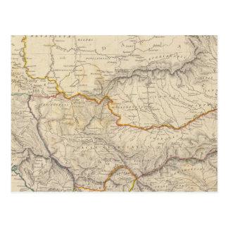 Macédoine antique, Thracia, Illyria Carte Postale