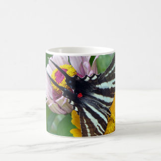 Machaon de zèbre+Scarabée japonais Mug