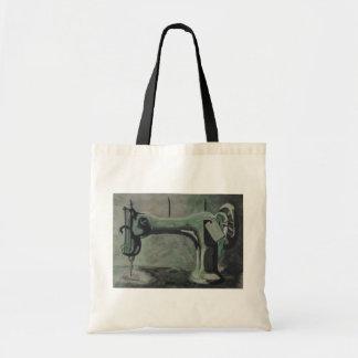 machine à coudre sac