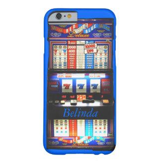 Machine à sous de Las Vegas Coque iPhone 6 Barely There