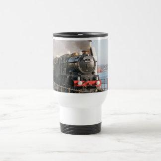 Machine à vapeur du Roi Edouard 1 Mug De Voyage