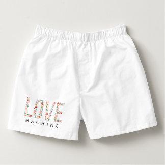 Machine drôle d'amour de Saint-Valentin