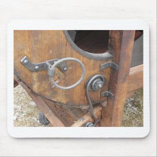 Machine manuelle utilisée pour écosser le maïs tapis de souris