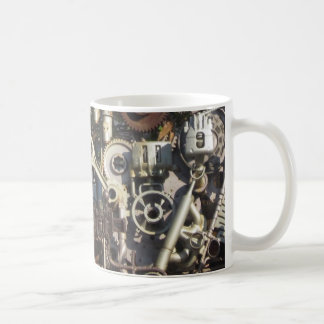 Machines de Steampunk Mug