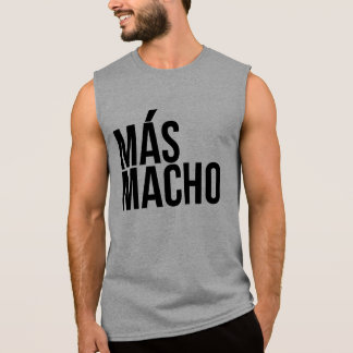Macho de MAS T-shirt Sans Manches