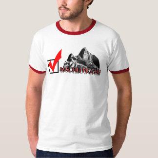 Machu Picchu : contrôle ! T-shirt