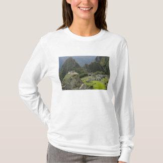 Machu Picchu, ruines de ville d'Inca, Pérou. 2 T-shirt