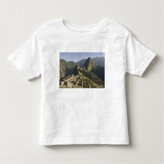 Machu Picchu, ruines de ville d'Inca, Pérou T-shirt Pour Les Tous Petits