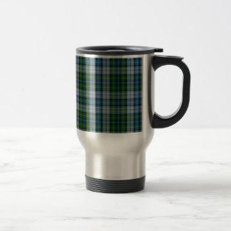 MacNeil/clan de McNeil habillent le tartan Mug De Voyage
