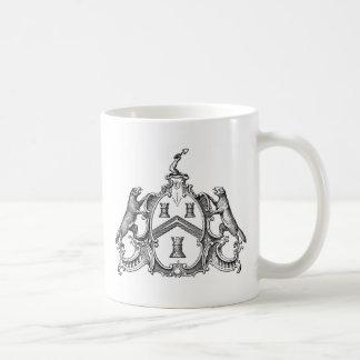 Maçonnerie maçonnique de maçons de maçon de mug blanc